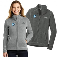 Ladies  North Face Sweater Jacket
